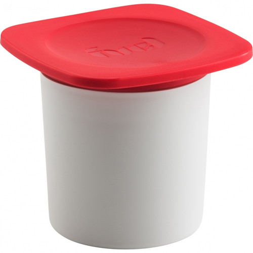 Trudeau Fuel Snack Pod Container - 4.5 oz. - Candy Red (TR 34508336)