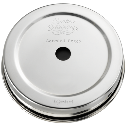 Quattro Stagioni I Genietti Stainless Steel Lid Cover- Drink (BR 880240ERI021990)