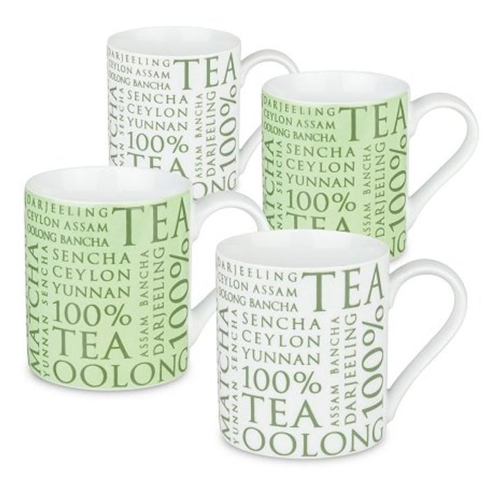 Konitz Mug - Medium - 100% Tea - Green