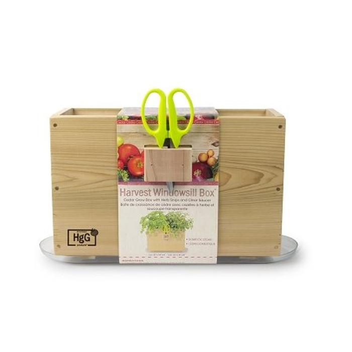 Homegrown Gourmet Harvest Window Box