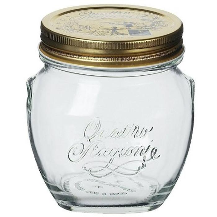 Quattro Stagioni Amphora Jar - .3L (10.5 oz)