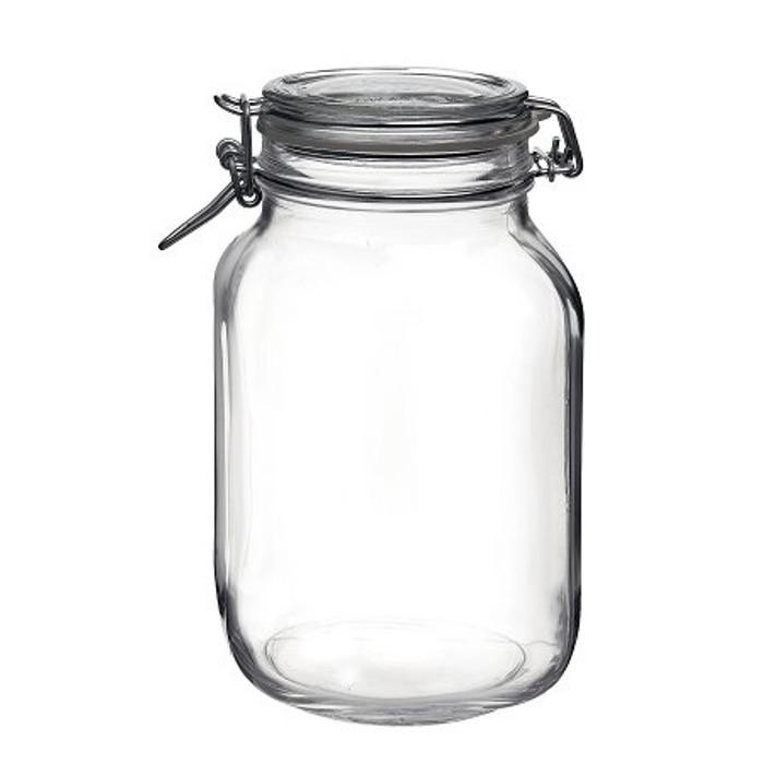 Fido Jar - 2L (67.75 oz) - Clear