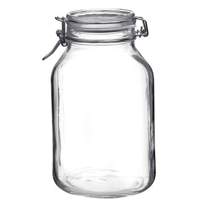 Fido Jar - 4L (135.25 oz) - Clear