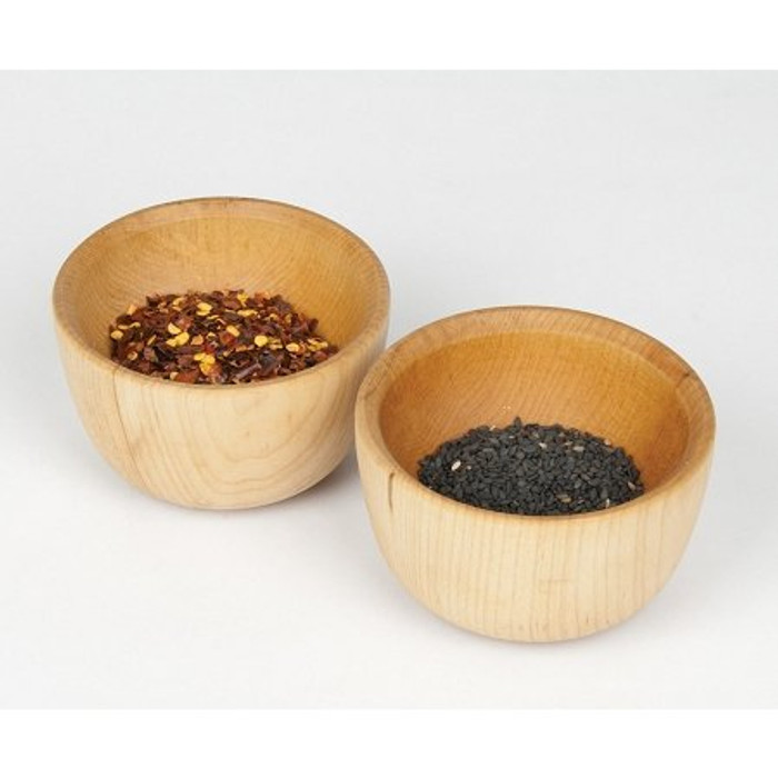 "Fletchers' Mill Large Condiment Cups - Set of 2 - 3.5"" Diameter"