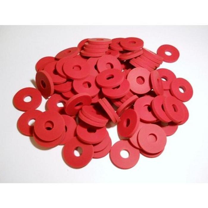 Rubber Gaskets - Bottle - 50 Pieces