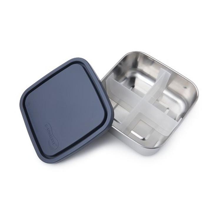 Divided To-Go Container - Medium - 32 oz - Ocean