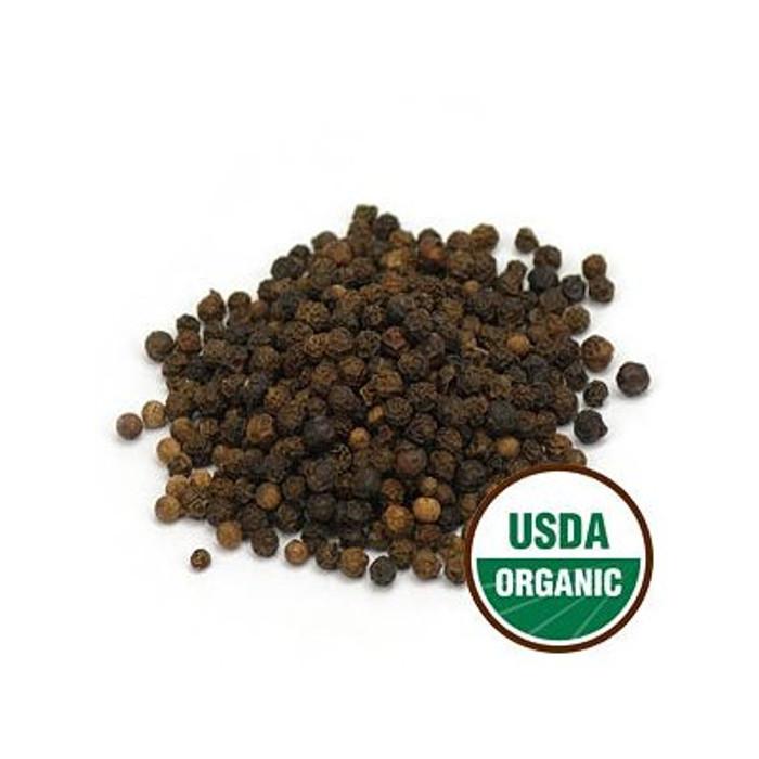 Starwest Botanicals Organic Black Peppercorns Whole