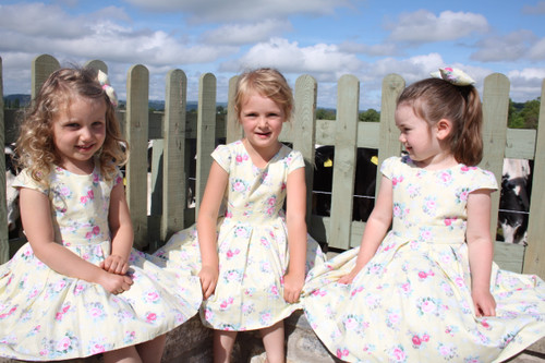 Choosing the Perfect Summer Dress for Your Little Girl