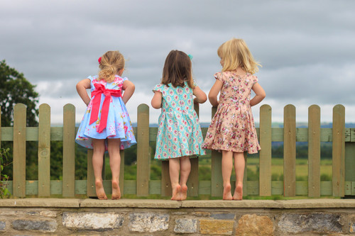 Our Top 4 Spring Dresses For Your Little Sweetheart