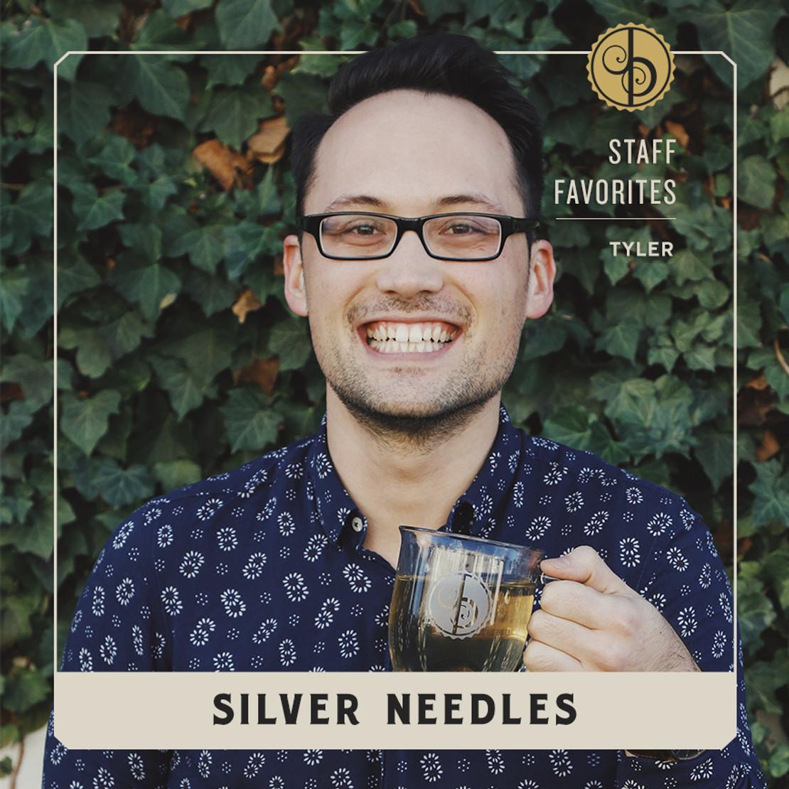Staff Favorites: Tyler & Silver Needles