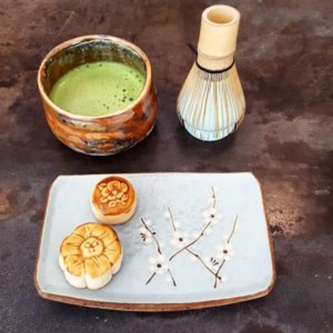 Our Matcha Story