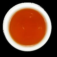 Ceylon organic loose leaf black tea brew from The Jasmine Pearl Tea Co.