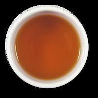 Golden Needles organic black loose leaf tea brew from The Jasmine Pearl Tea Co.