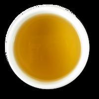Jasmine Harmony organic loose leaf green tea brew from The Jasmine Pearl Tea Co.