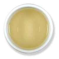 Jasmine Peony loose leaf green tea brew from The Jasmine Pearl Tea Co.