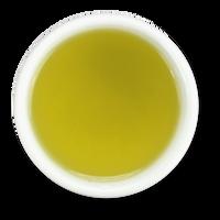 Mayucha Sencha loose leaf green tea brew from The Jasmine Pearl Tea Co.