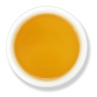 Yellow Mudan loose leaf yellow tea brew from The Jasmine Pearl Tea Co.