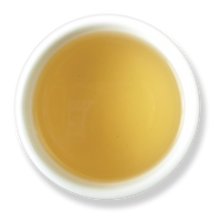 White Peony Bai Mudan loose leaf tea brew from The Jasmine Pearl Tea Co.