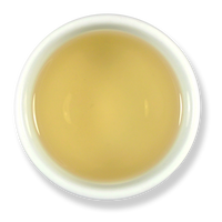 Green Jade loose leaf oolong tea brew from The Jasmine Pearl Tea Co.