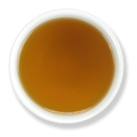 Organic peppermint, brewed, from The Jasmine Pearl Tea Co.