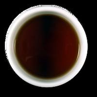 Yong De Ripe Puerh Mini Cake brew from The Jasmine Pearl Tea Co.