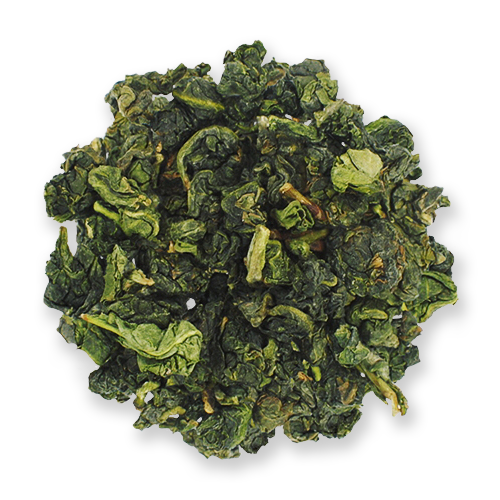 House Blend loose leaf oolong tea from The Jasmine Pearl Tea Co.
