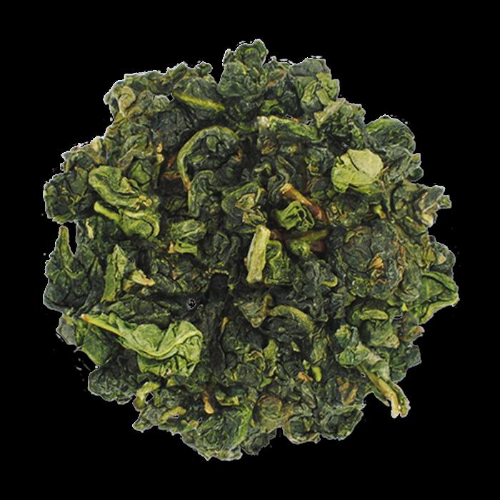 House Blend loose leaf oolong tea from The Jasmine Pearl Tea Co.