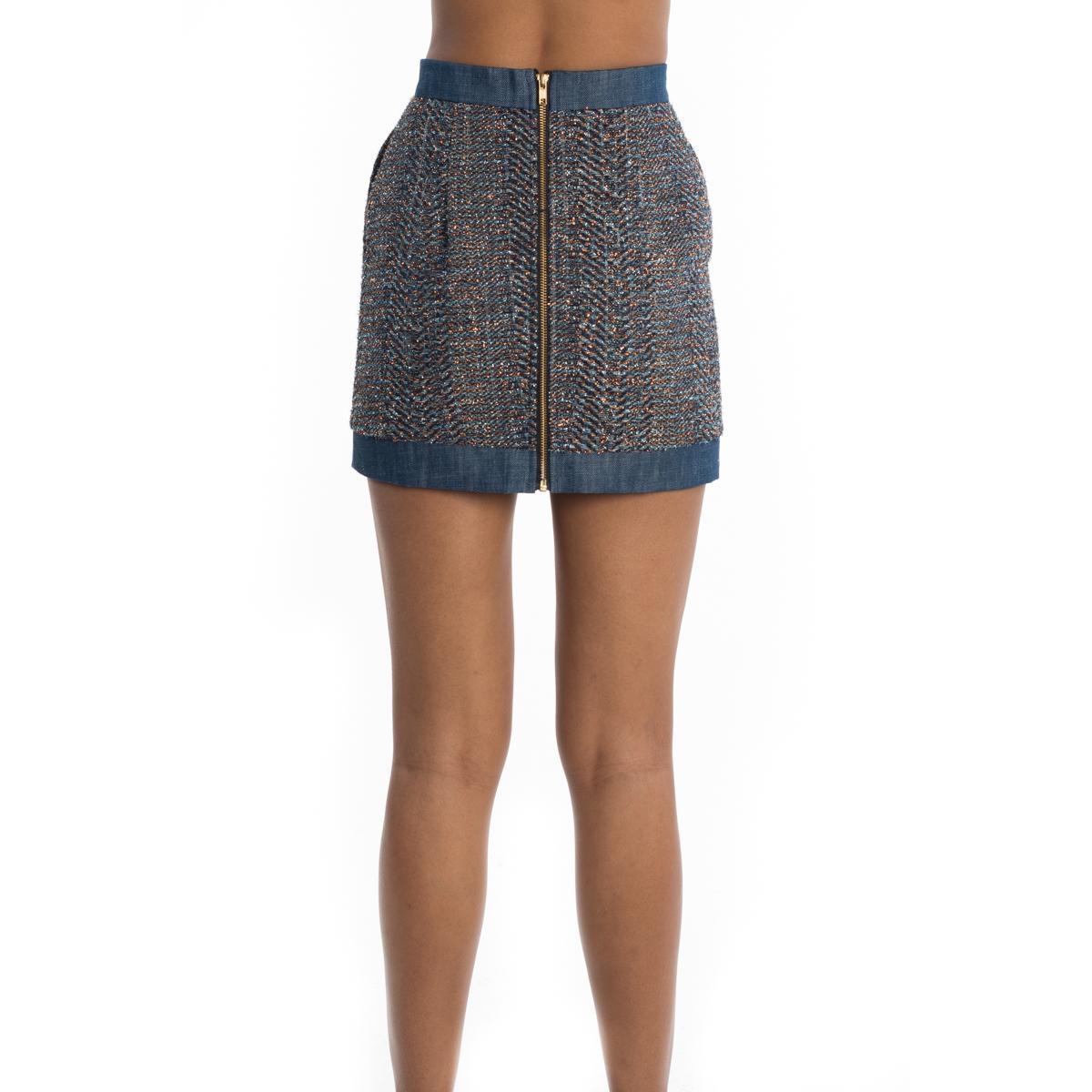 Kylie Mini Skirt