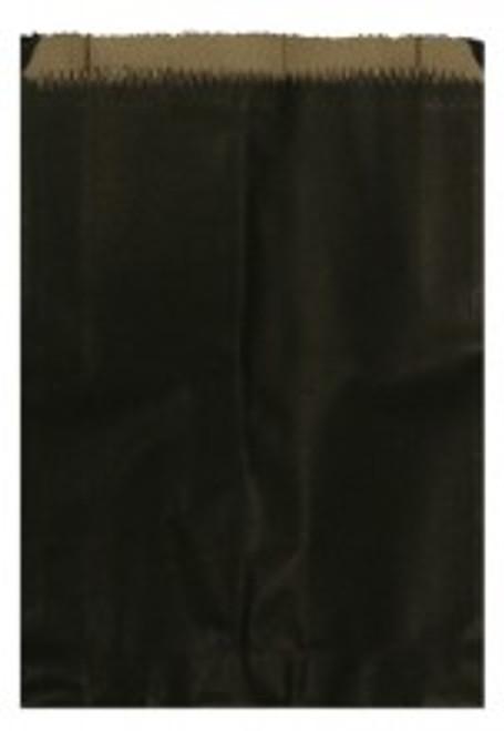 Black Heavyweight Kraft Merchandise Paper Bag