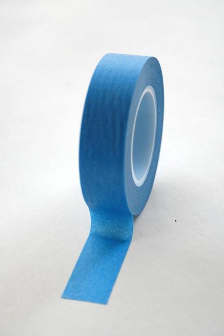 Washi Tape - 15mm - Bright Blue - No. 8