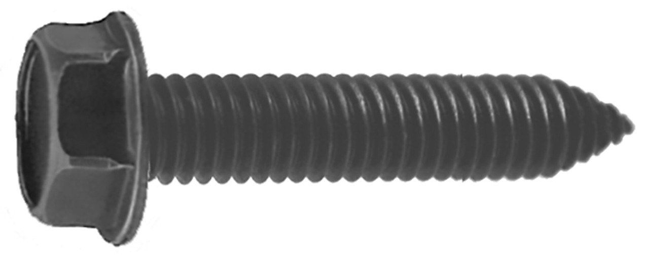 """5/16"""" x 1""""-1/2 Outer Diameter: 21/32"""" Hex: 1/2"""" Hex Washer Head Body Bolts Phosphate/Oil 50 Per Box Click Next Images For Body Bolt Spec Charts"""