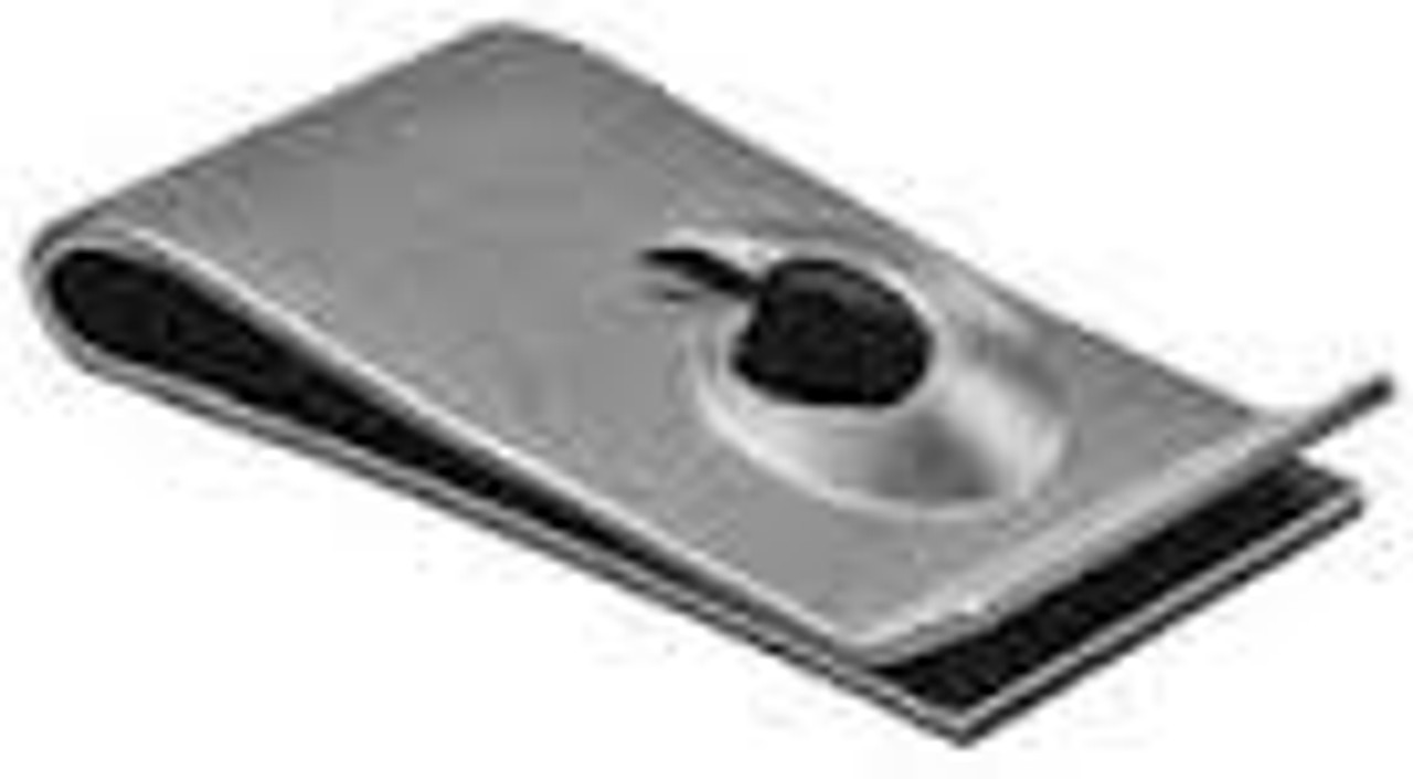 "U Nut Screw Size: #8 Panel Range: .045"" - .062"" Center of Hole To Edge:3/8"" OEM # 445429, 9422552 50 Per Box"