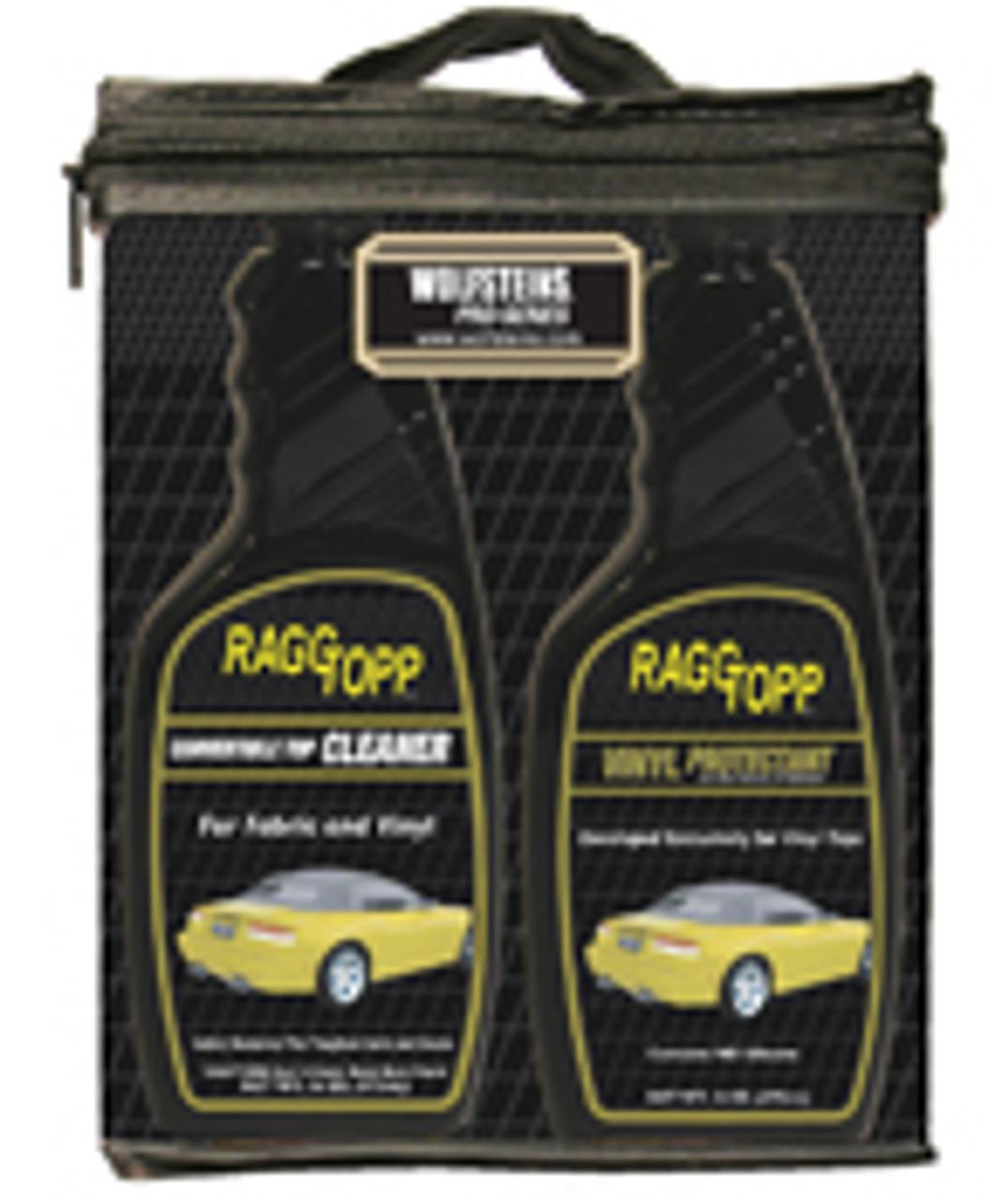 RAGGTOPP Convertible Top Vinyl Care Kit - #01164