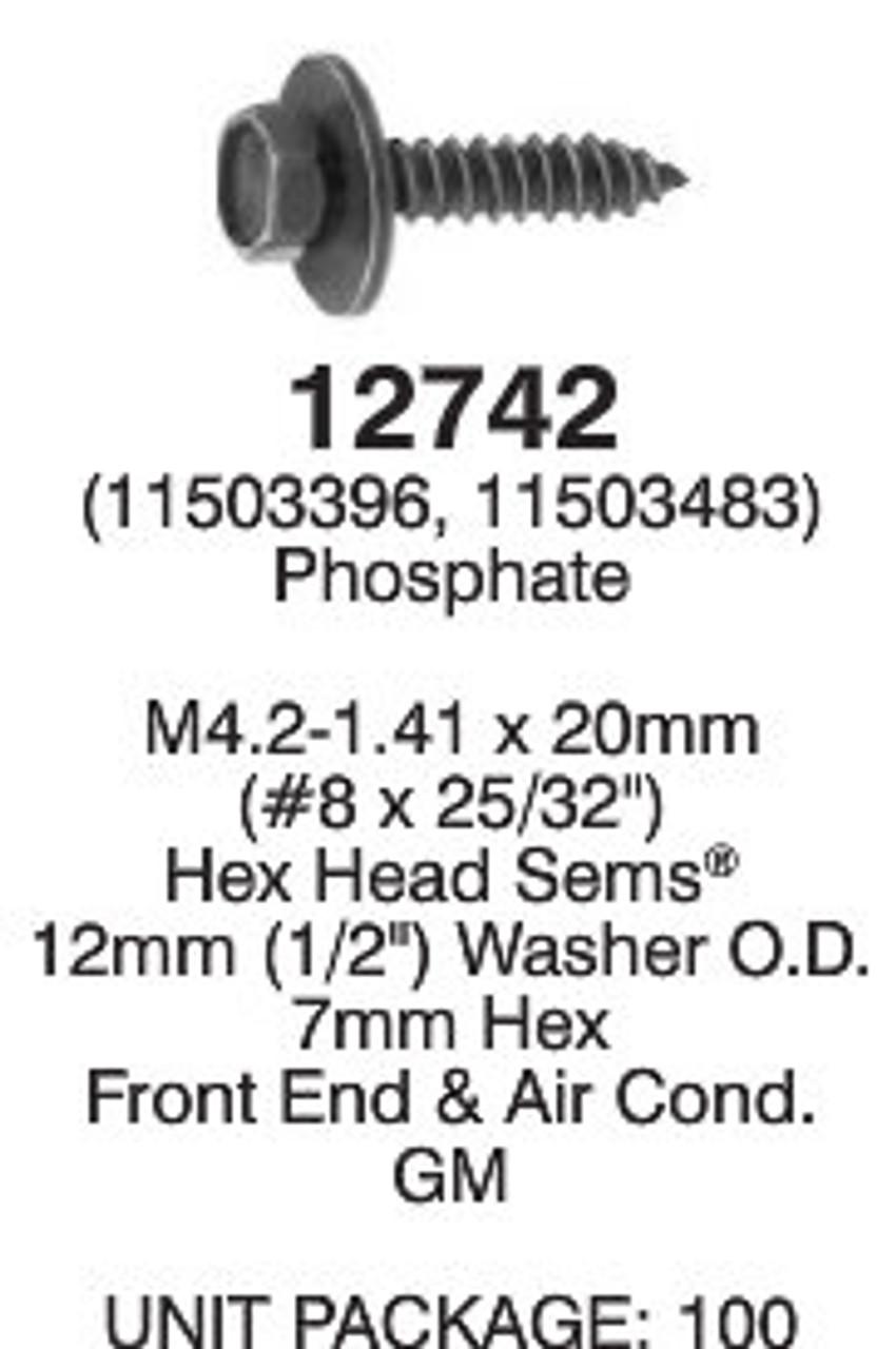 Auveco 12742 Detail