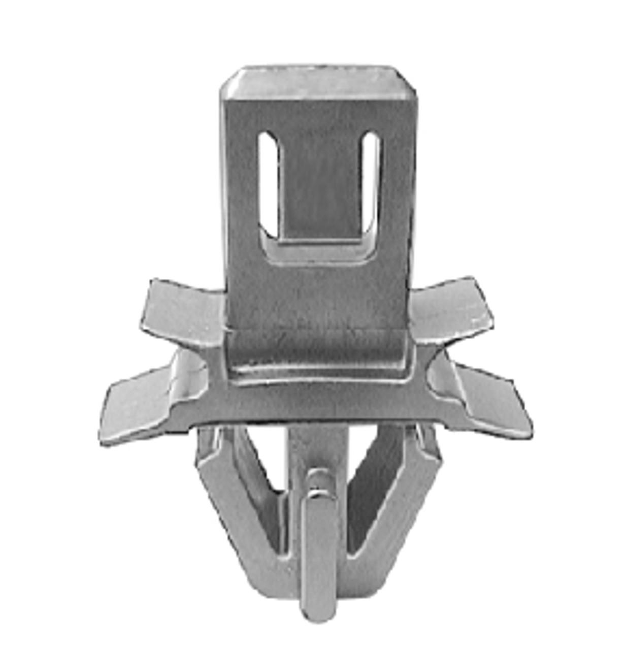 Radiator Grille Retainer Toyota T-100 1992-On OEM# 90904-67021 Black Nylon 15 Per Box Click Next Image For Clip Detail