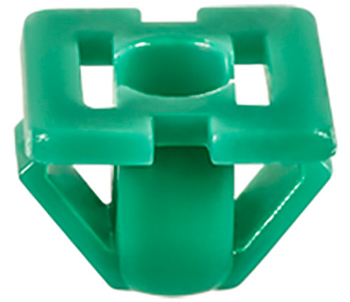 Fender & Door Moulding Nylon Nut Green Nylon Screw Size: M3.5 (#6) Head Size: 13mm x 13mm Stem Diameter: 13.5mm Stem Length: 8mm Hyundai Tucson 2009 - 05 Kia Optima 2006 - 01 OEM# 87756-34520 50 Per Box
