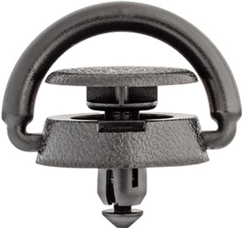 Trunk Knit Hook Push-Type Retainer Top Head Diameter: 24mm Bottom Head Diameter: 27mm Black Nylon Stem Length: 10mm Fits Into 8mm Hole Overall Length: 25mm Infiniti Q45 2000 - 1997 Nissan 350Z, Altima & GT-R 2003 - On Nissan OEM# 84937-6P000 15 Per Box