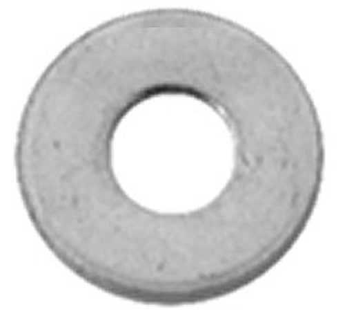 "Bolt Size: 5/16"" 18-8 Stainless Steel Flat Washers 100 Per Box"
