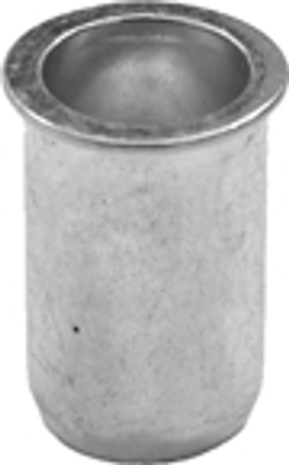 "5/16"" - 18 USS Range: .04 - .200"" Steel Thin Sheet Nutserts Zinc"