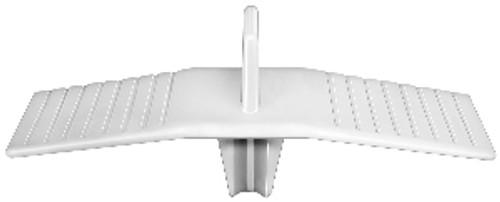 Break Off Plate At Perforations Universal Moulding Fasteners Nylon 10 Per Box