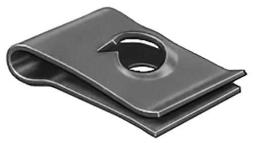"Screw Size: #10 Panel Range: .025"" - .060"" Center Of Hole to Edge: 11/32"" 100 Per Box"