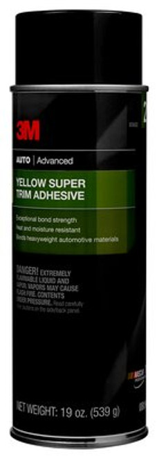 3M™ Super Trim Adhesive, 08090, 19 oz