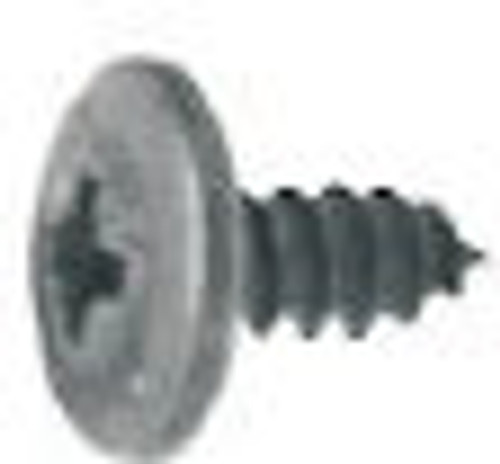 M4.2-1.41 x 10mm  GM 1979 - On OEM# 11501903 Black Oxide 100 Per Box Click Next Image For Screw Detail