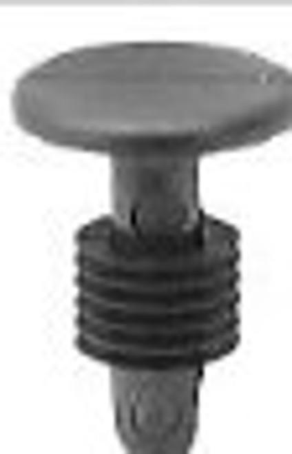 "Ford 1984-On Trim Panel Retainer Head Diameter: 1/2"" Stem Length: 5/8"" OEM# 390126-S Nylon 25 Per Box Click Next Image For Clip Detail"