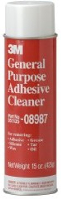 Adhesive Remover Aerosol 3M 8987