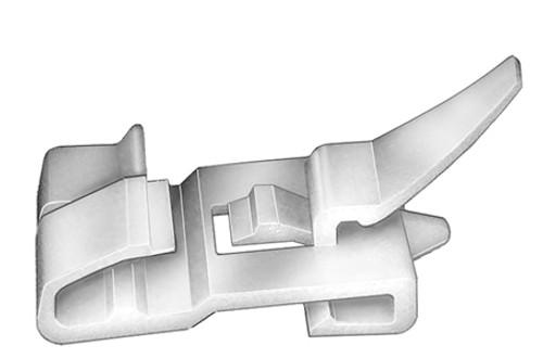 Door Belt Mouldin Clip Toyota Solara 1998-On OEM# 68211-06020 Natural Nylon 25 Per Box Click Next image For Clip Detail