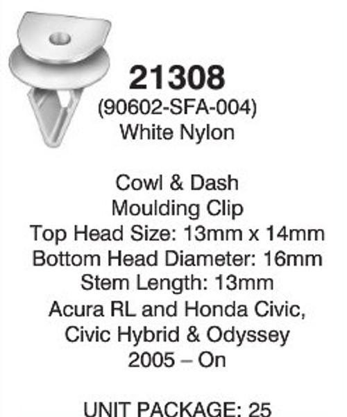 Auveco 21308 Detail