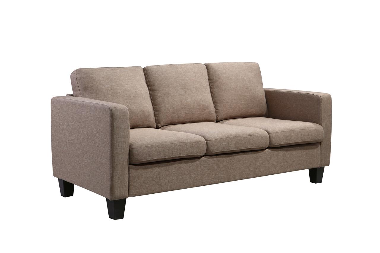 Inexpensive Custom Sofa In Sand By Kinnect ...