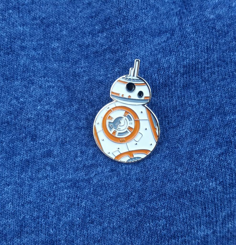 Star Wars - BB-8 Enamel Pin
