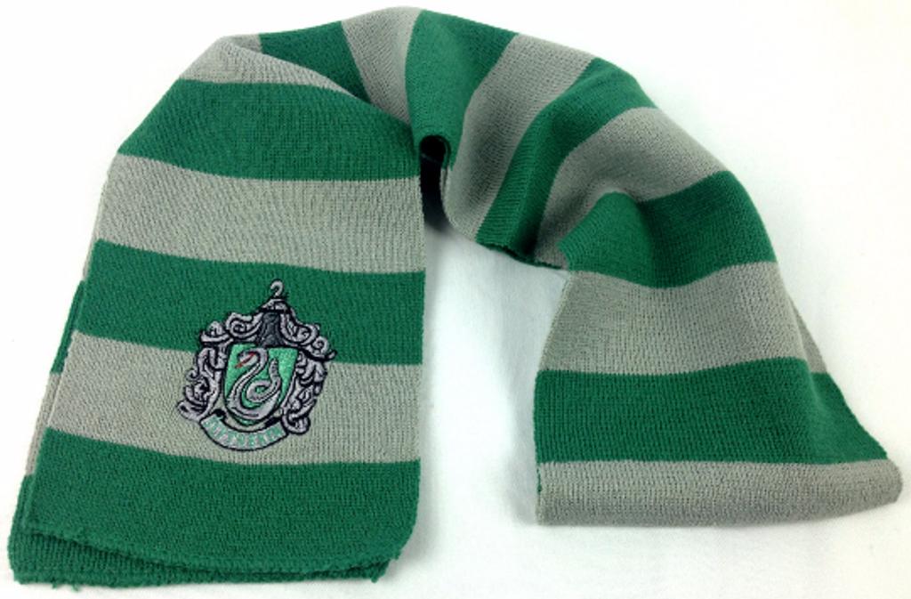 Harry Potter - Slytherin House Scarf